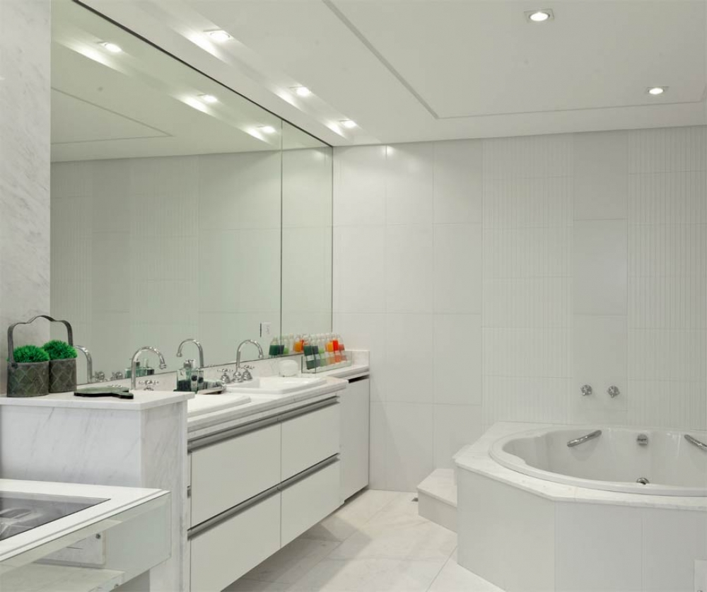Bristol  Gesso em bh -> Drywall Banheiro Pequeno